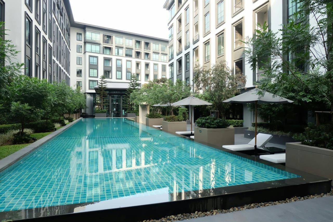 Arken Estate Agency Property Agency near BTS & MRT Agency's The Reserve Kasemsarn 1 bed 1 bath 7