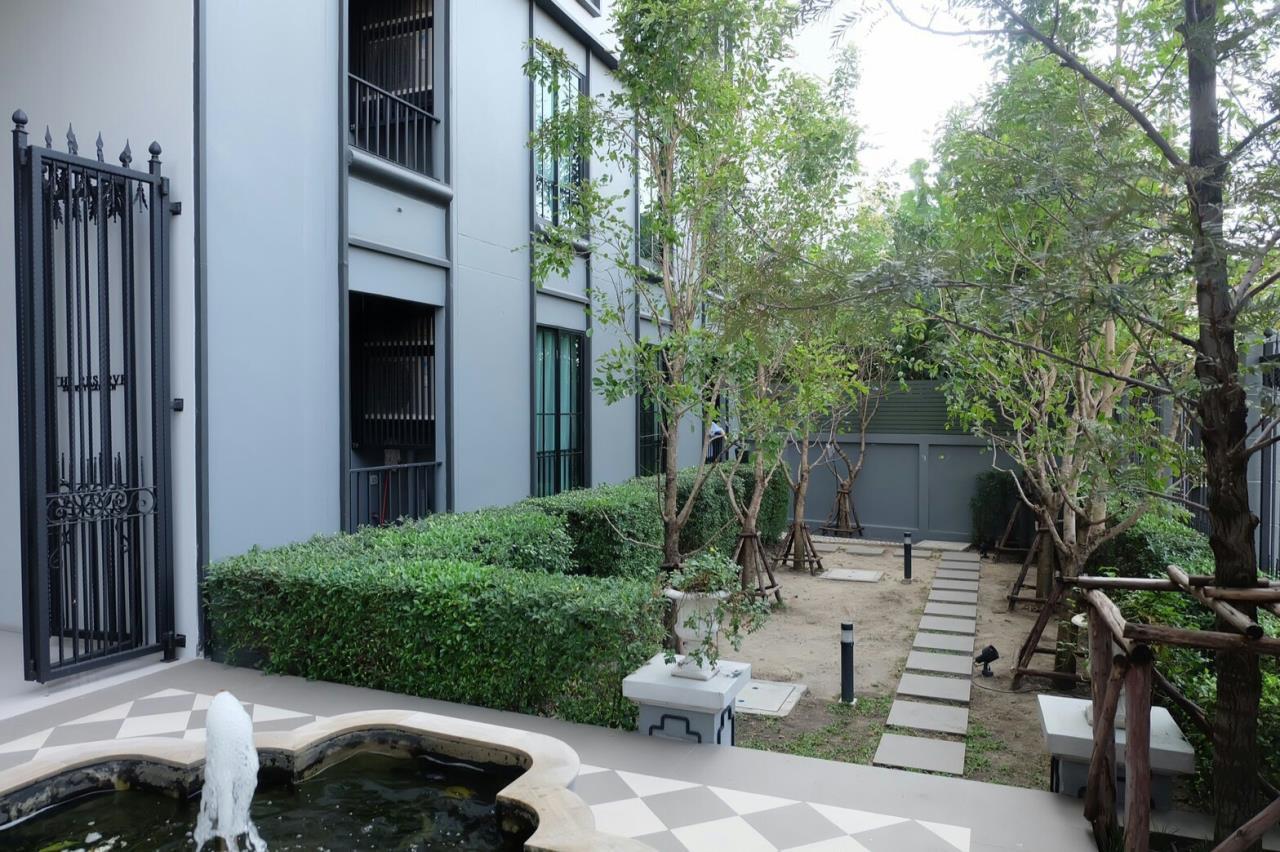 Arken Estate Agency Property Agency near BTS & MRT Agency's The Reserve Kasemsarn 1 bed 1 bath 4