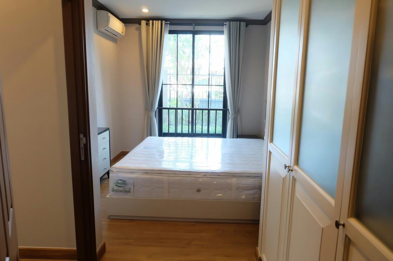 Arken Estate Agency Property Agency near BTS & MRT Agency's The Reserve Kasemsarn 1 bed 1 bath 3