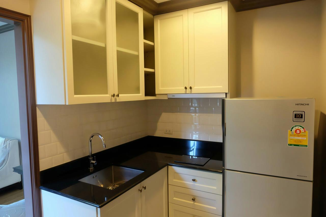 Arken Estate Agency Property Agency near BTS & MRT Agency's The Reserve Kasemsarn 1 bed 1 bath 9