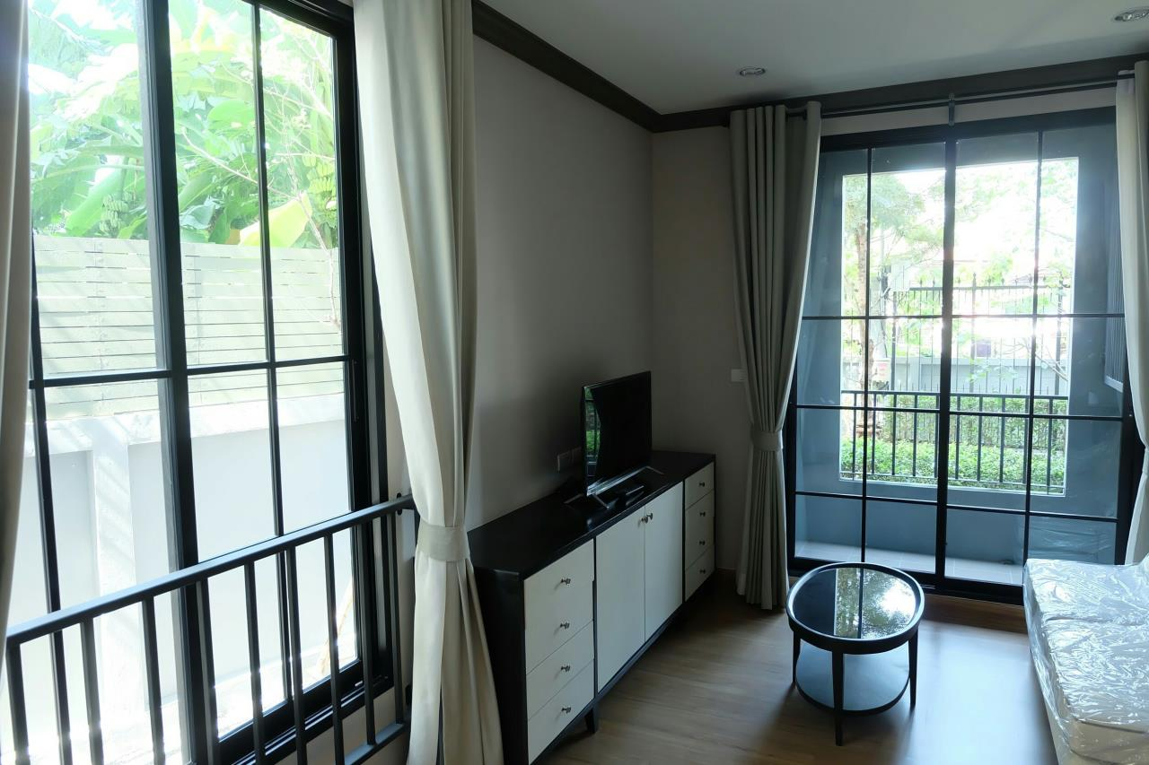 Arken Estate Agency Property Agency near BTS & MRT Agency's The Reserve Kasemsarn 1 bed 1 bath 8