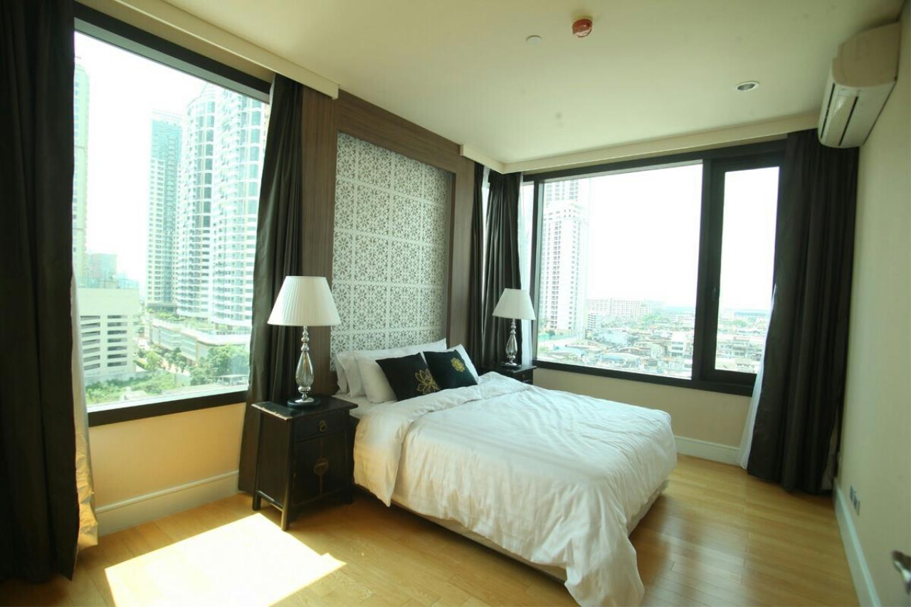 Arken Estate Agency Property Agency near BTS & MRT Agency's Aguston Sukhumvit 22 3 bed 3 bath 3