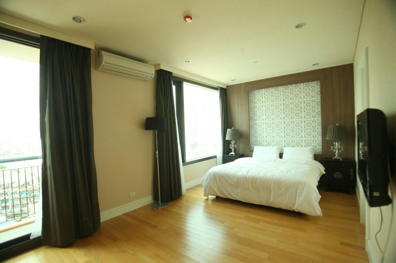 Arken Estate Agency Property Agency near BTS & MRT Agency's Aguston Sukhumvit 22 3 bed 3 bath 4