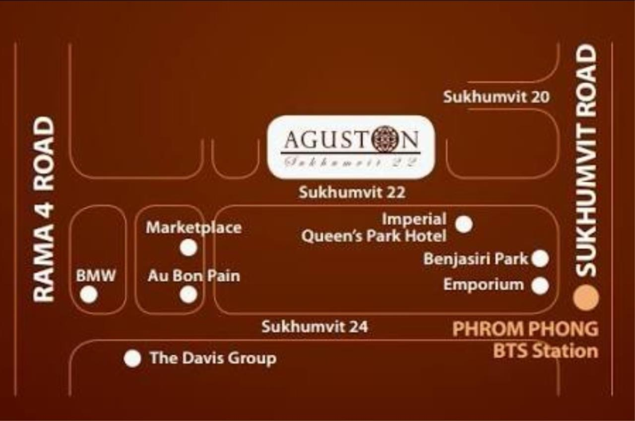 Arken Estate Agency Property Agency near BTS & MRT Agency's Aguston Sukhumvit 22 3 bed 3 bath 2