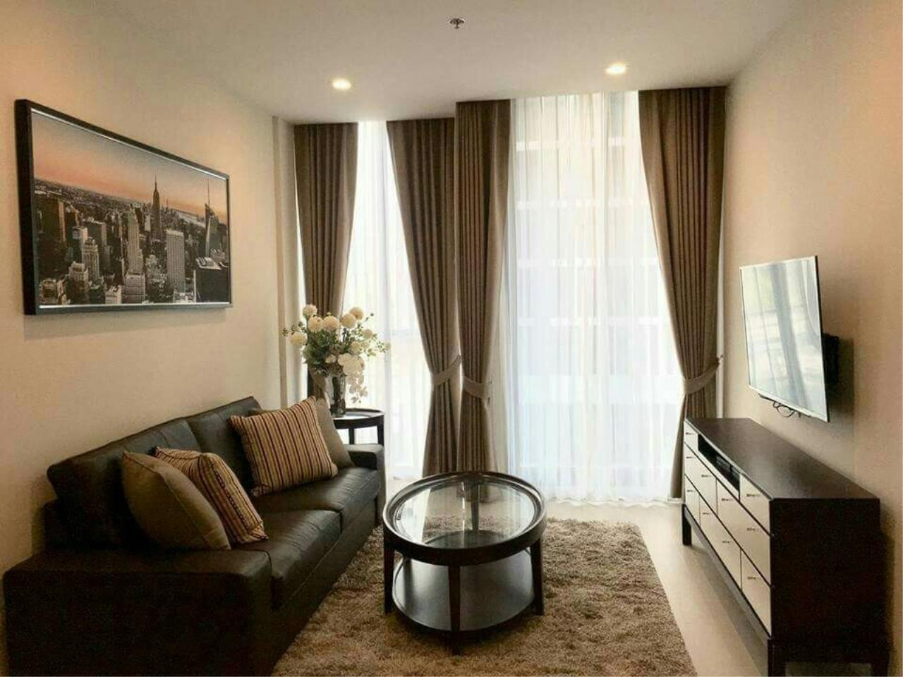 Arken Estate Agency Property Agency near BTS & MRT Agency's Noble Phloenchit 1 bed 1 bath 1