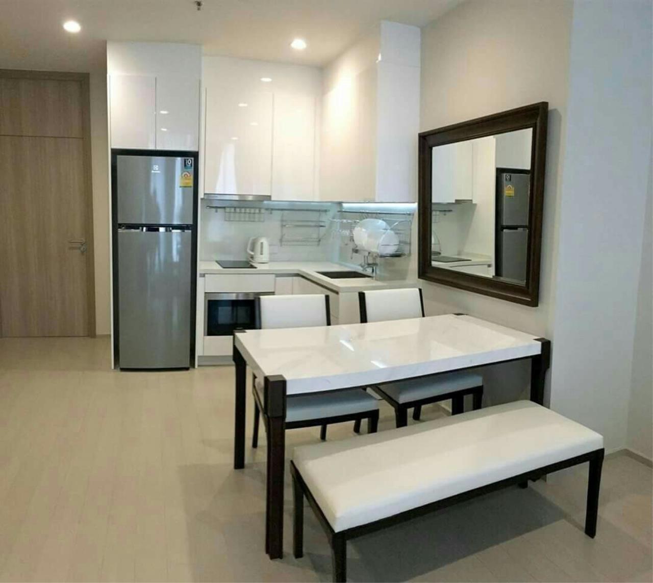 Arken Estate Agency Property Agency near BTS & MRT Agency's Noble Phloenchit 1 bed 1 bath 2