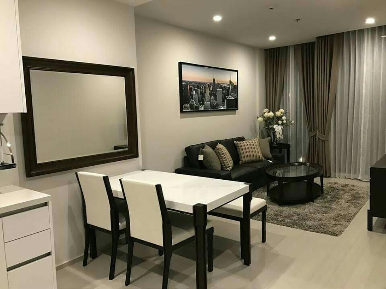 Arken Estate Agency Property Agency near BTS & MRT Agency's Noble Phloenchit 1 bed 1 bath 6