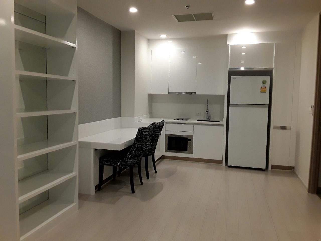 Arken Estate Agency Property Agency near BTS & MRT Agency's Noble Phloenchit 1 bed 1 bath 2