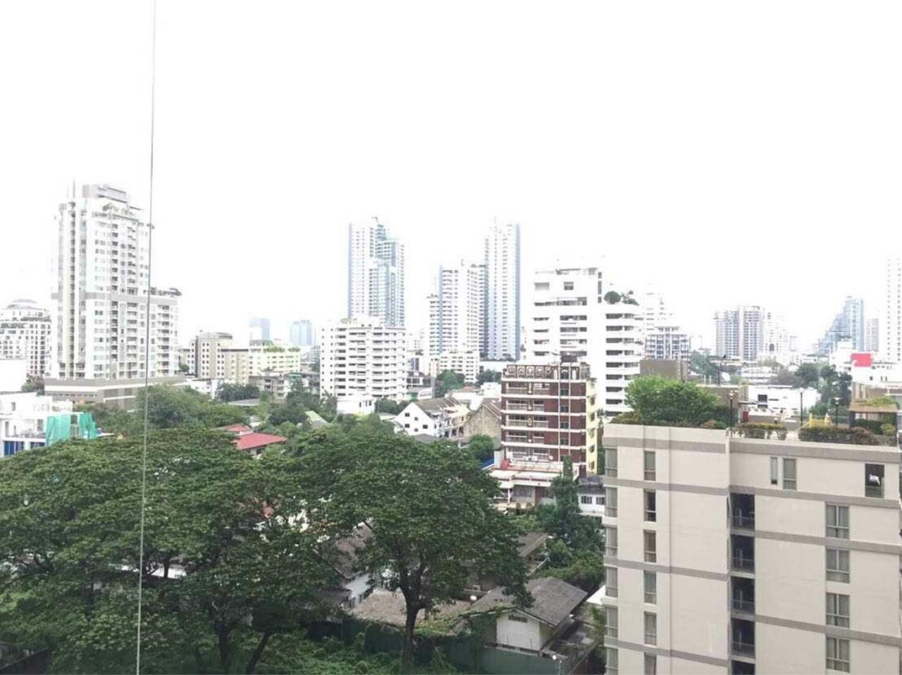 Arken Estate Agency Property Agency near BTS & MRT Agency's Edge by Sansiri Sukhumvit 23 1 bed 1 bath 6