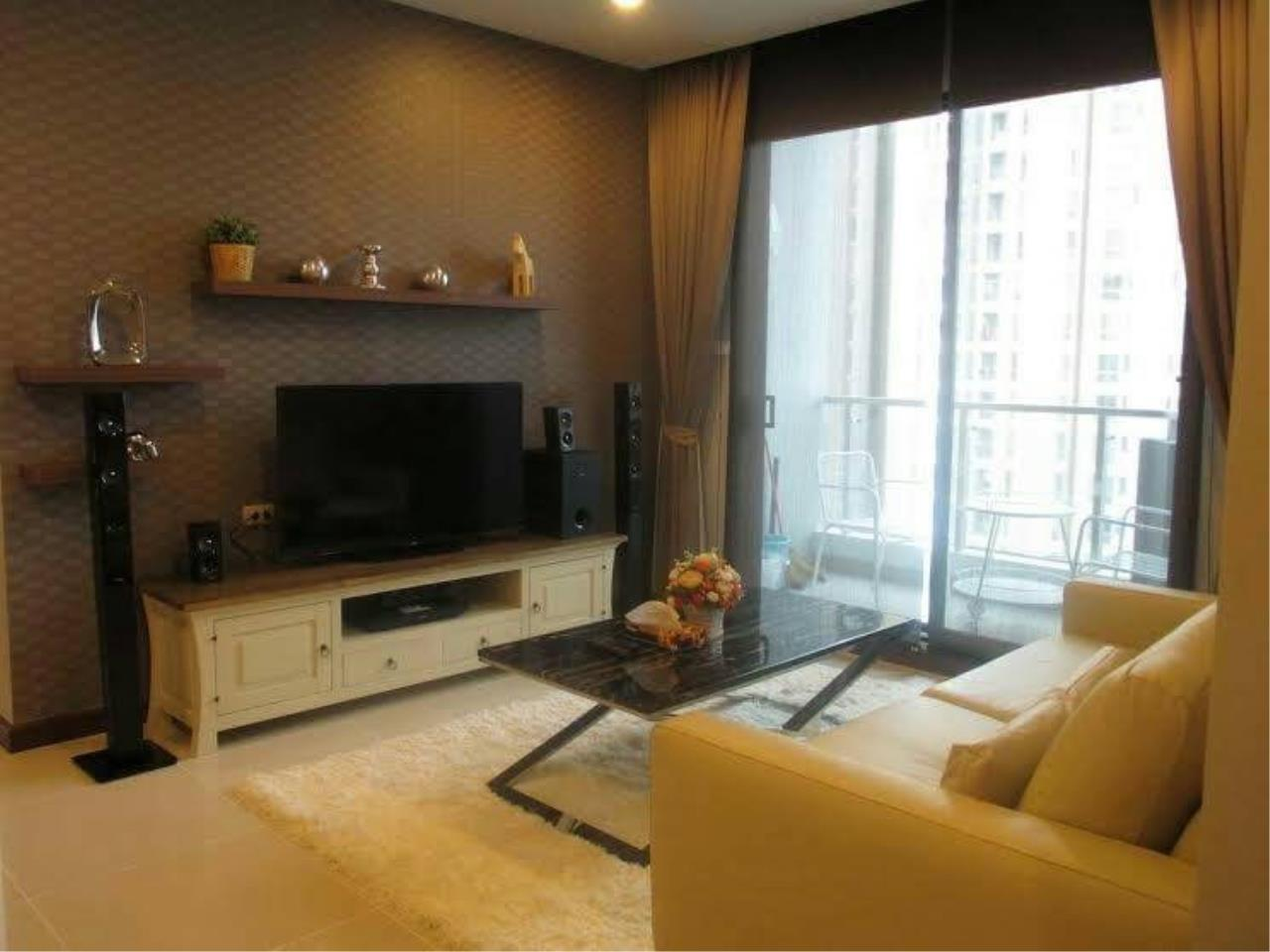 Arken Estate Agency Property Agency near BTS & MRT Agency's Supalai Premier Asoke New building  1
