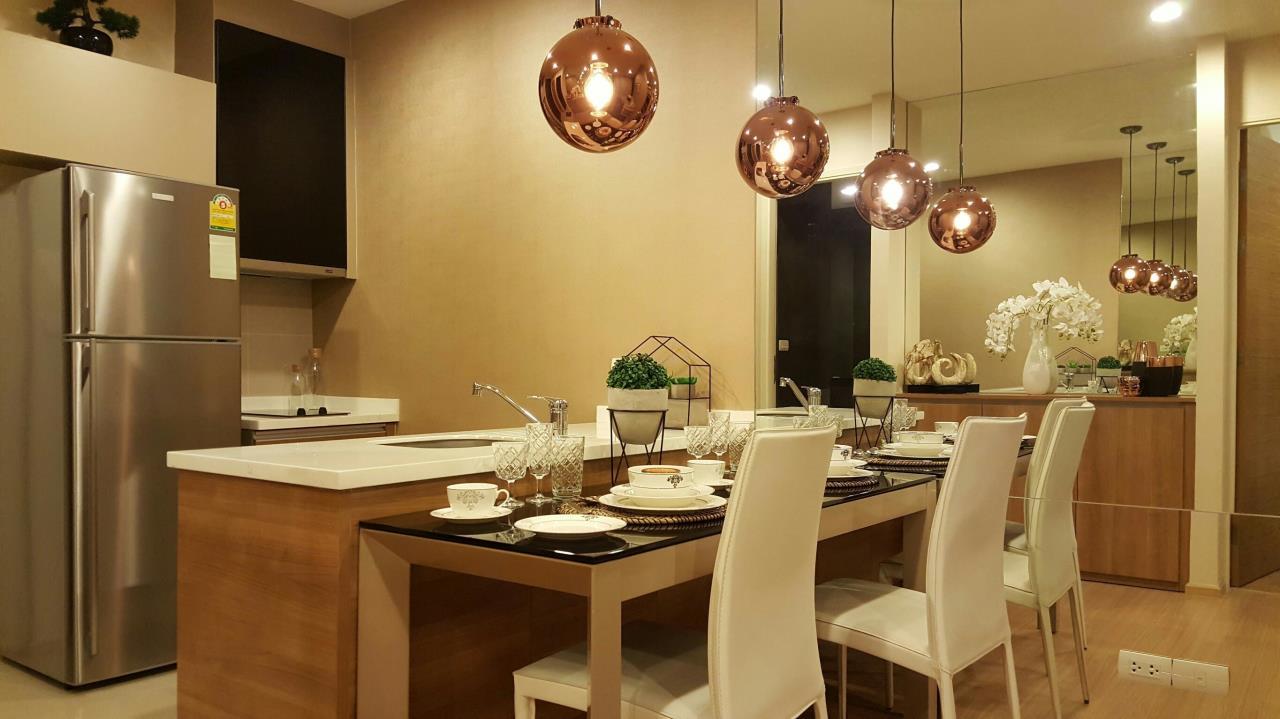Arken Estate Agency Property Agency near BTS & MRT Agency's Rhythm Sukhumvit 50 1 bed 1 bath 2