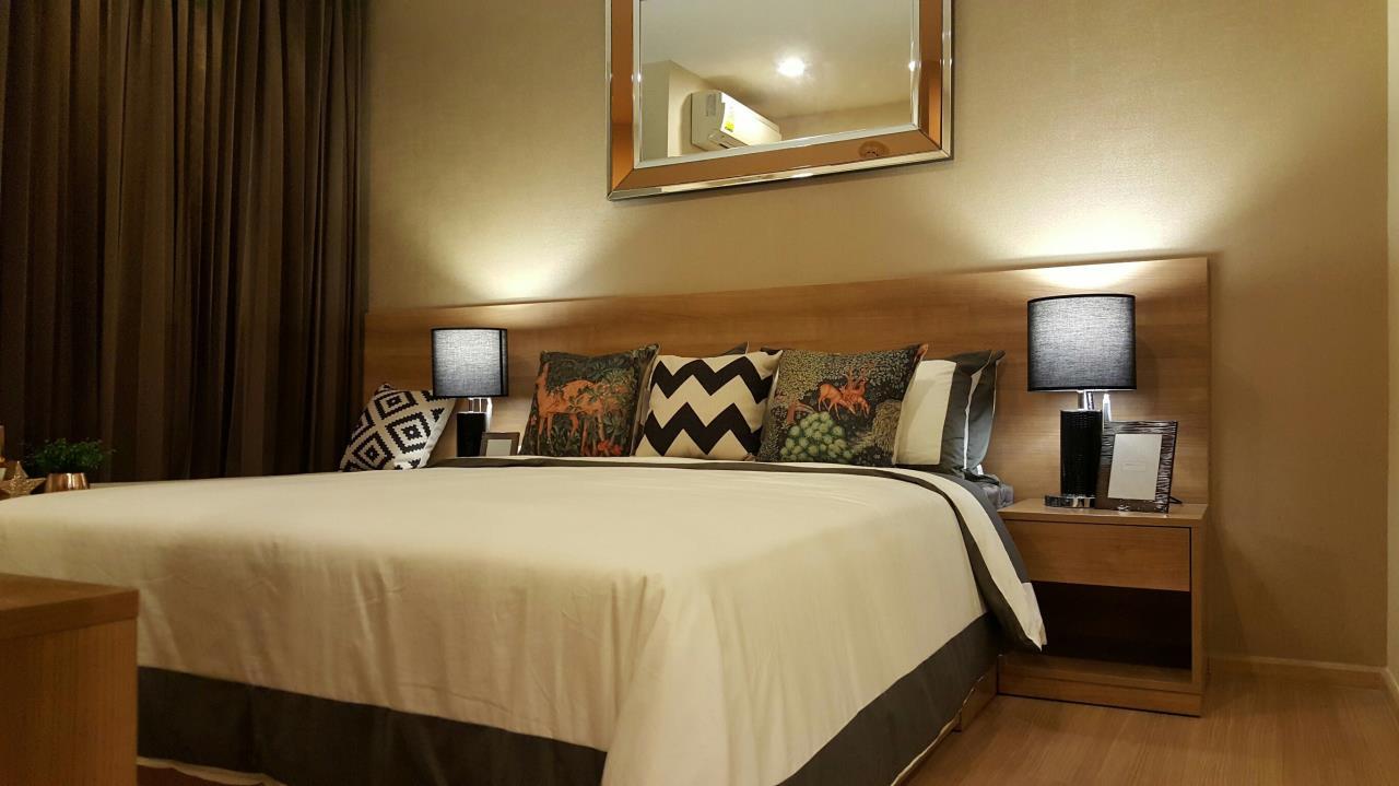 Arken Estate Agency Property Agency near BTS & MRT Agency's Rhythm Sukhumvit 50 1 bed 1 bath 4