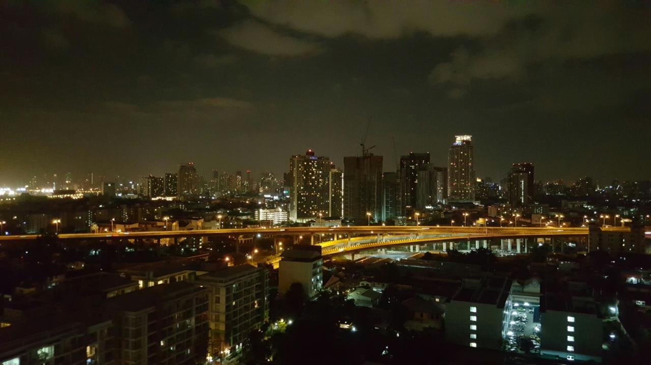 Arken Estate Agency Property Agency near BTS & MRT Agency's Rhythm Sukhumvit 50 1 bed 1 bath 7