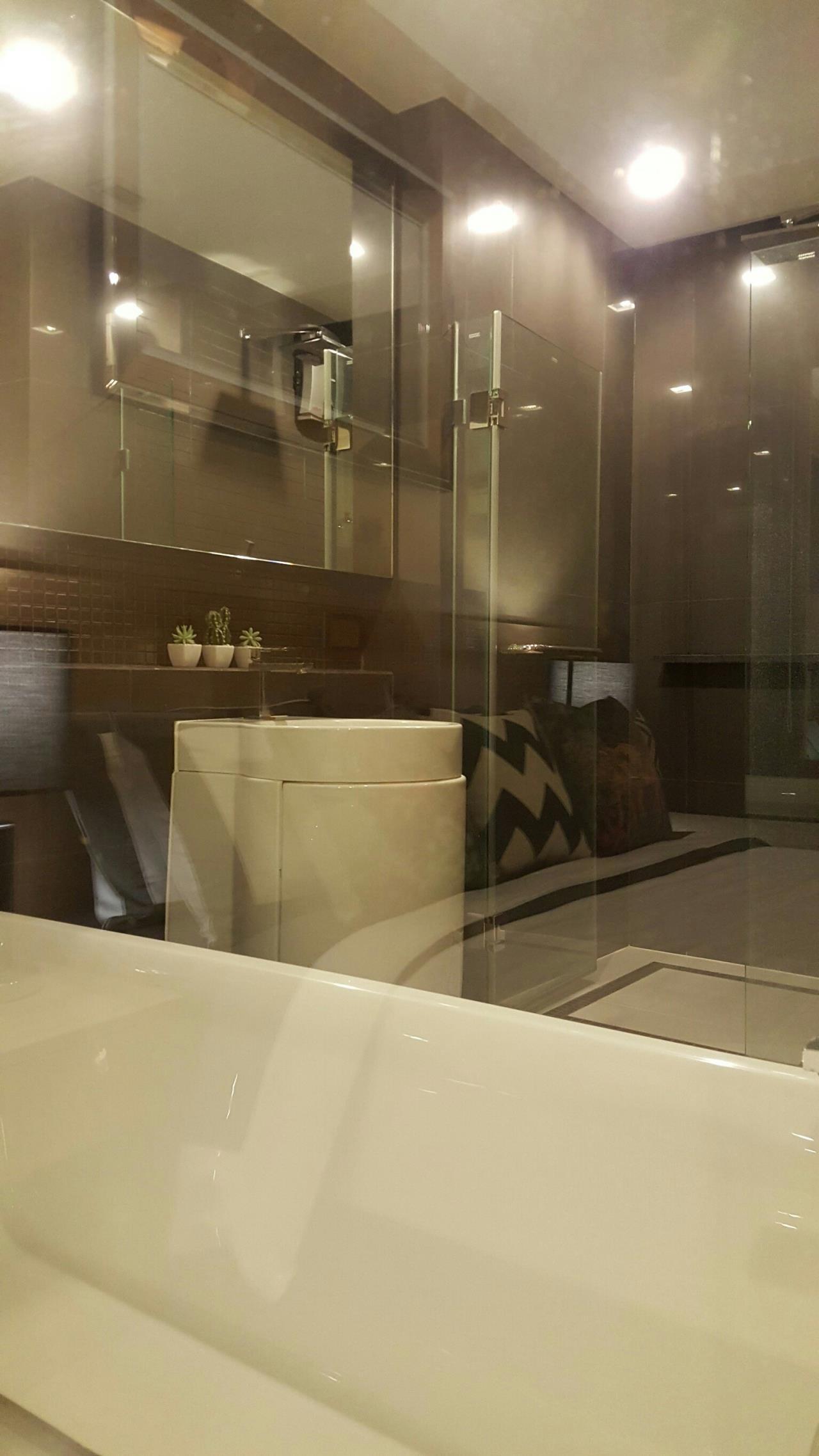 Arken Estate Agency Property Agency near BTS & MRT Agency's Rhythm Sukhumvit 50 1 bed 1 bath 6