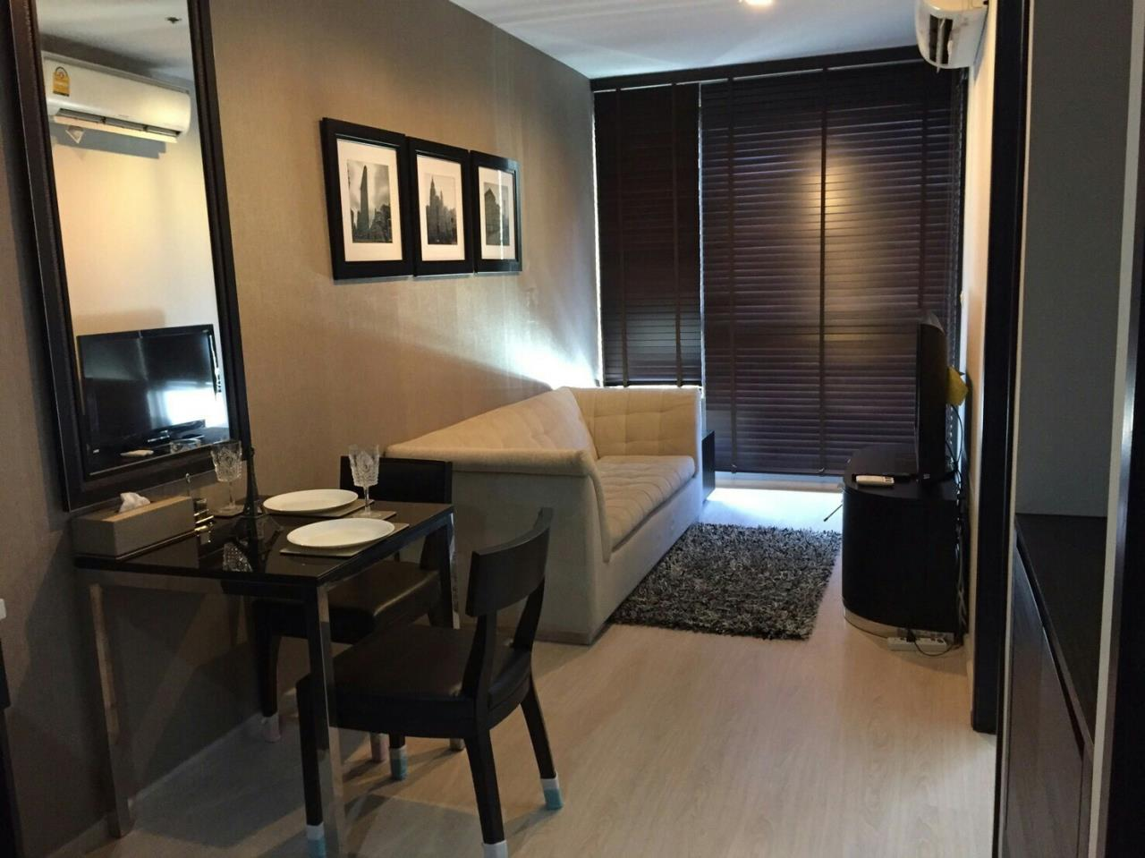 Arken Estate Agency Property Agency near BTS & MRT Agency's Rhythm Sukhumvit 44/1 1 bed 1 bath 1