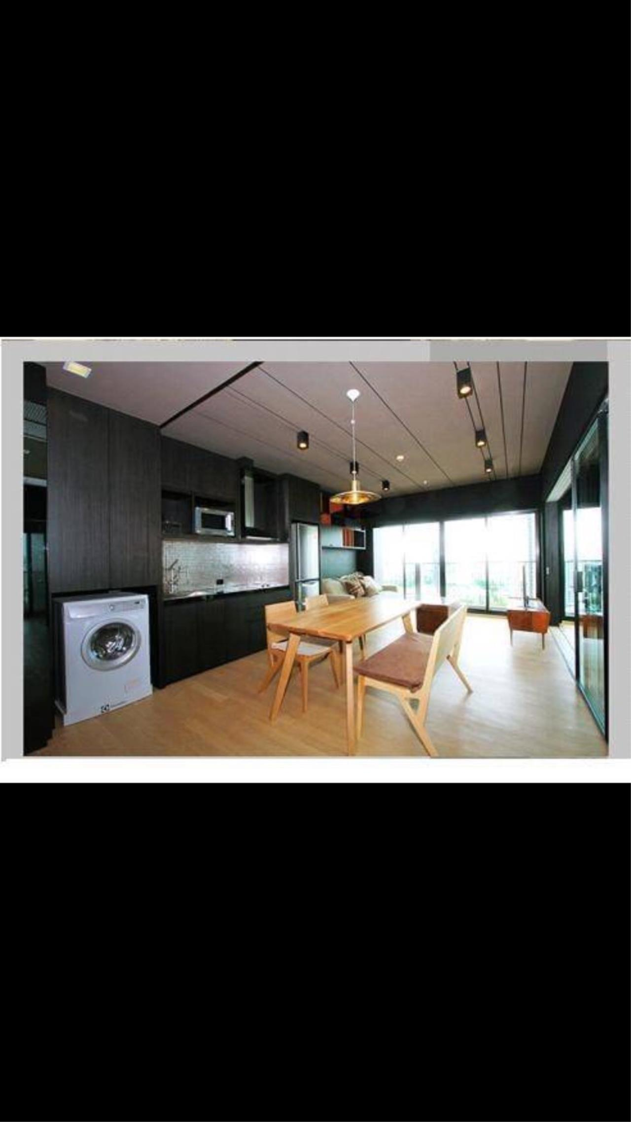 Arken Estate Agency Property Agency near BTS & MRT Agency's Noble Reveal BTS Ekkamai 2 bed 2 bath 5