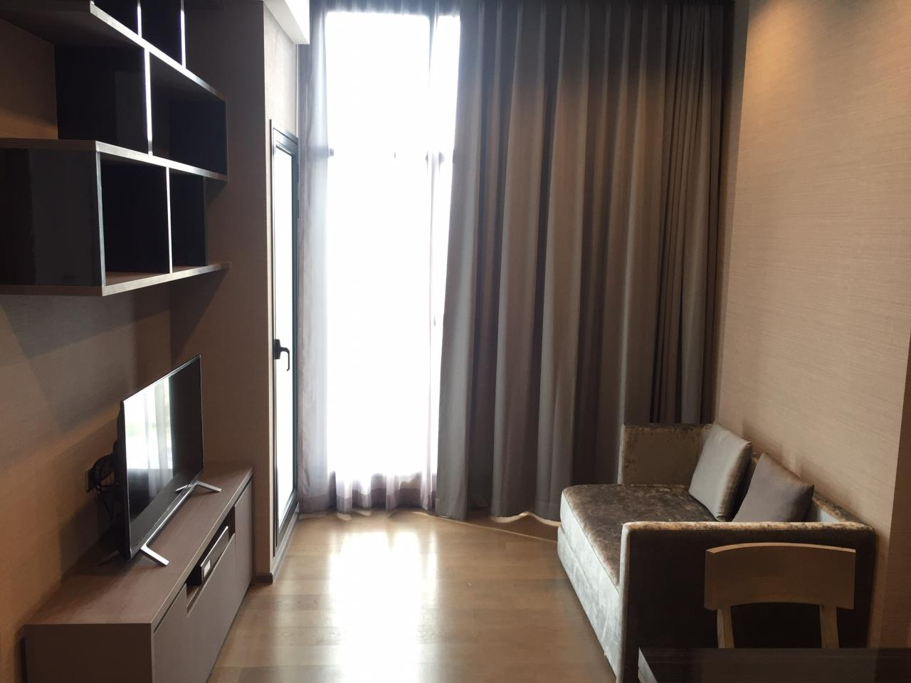 Arken Estate Agency Property Agency near BTS & MRT Agency's The Diplomat Sathorn 1bedroom  near BTS Surasak 5