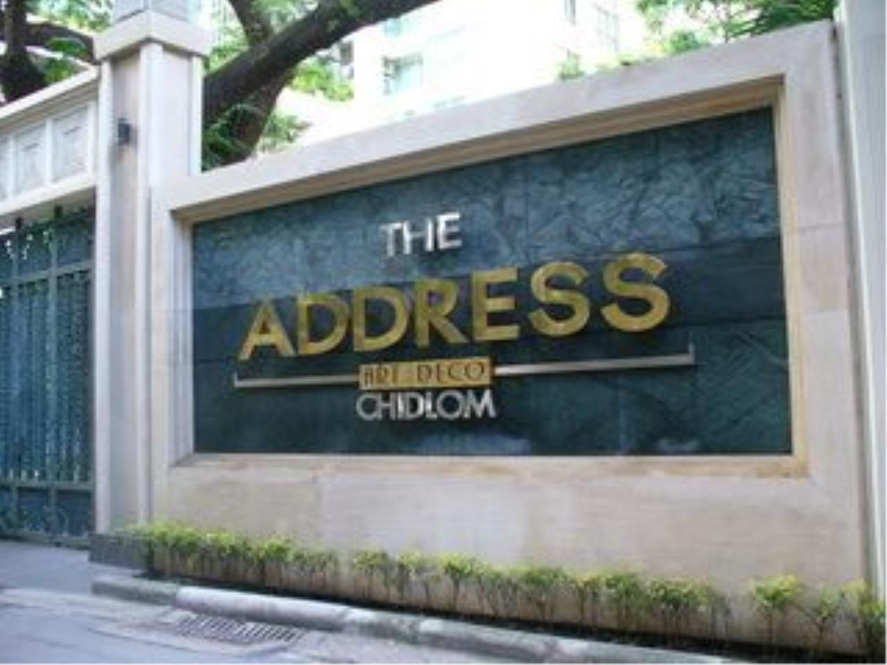 Arken Estate Agency Property Agency near BTS & MRT Agency's The Address Chidlom Near Chidlom BTS 2
