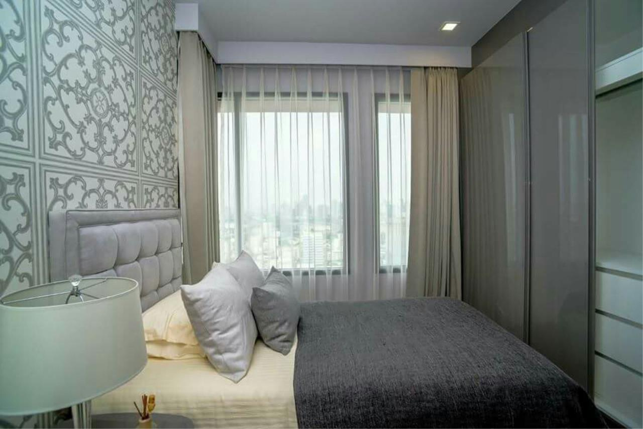 Arken Estate Agency Property Agency near BTS & MRT Agency's M Phayathai..Penthouse 3 bed 2 bath 2
