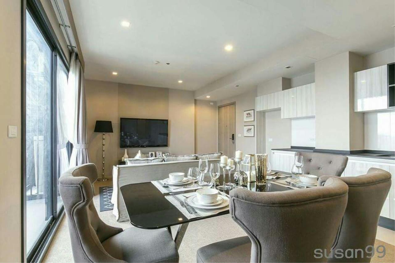 Arken Estate Agency Property Agency near BTS & MRT Agency's HQ Thonglor..Duplex 1 bed 2 bath 3