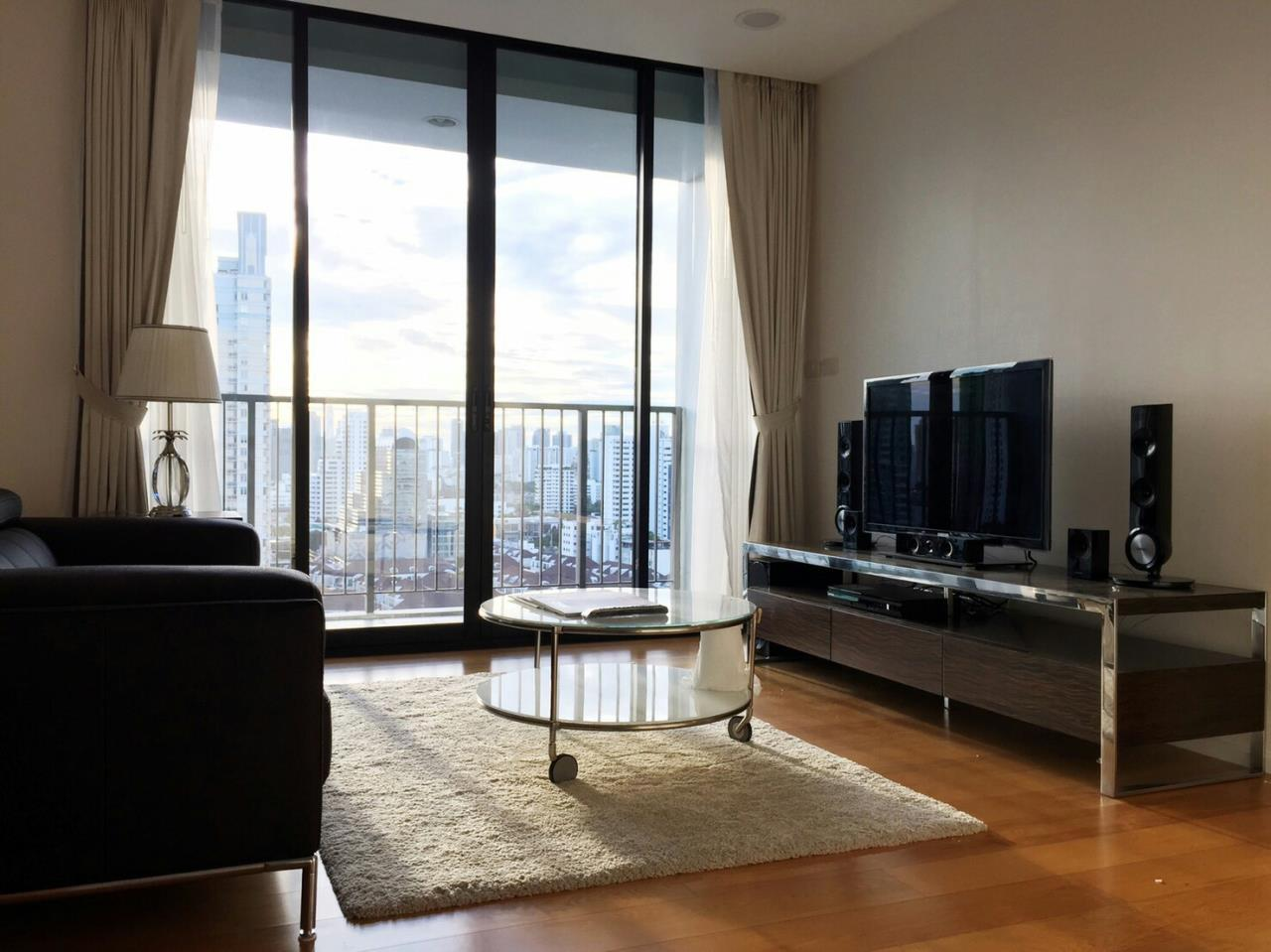 Arken Estate Agency Property Agency near BTS & MRT Agency's The Alcove Thonglor 10 3 bed 3 bath 4