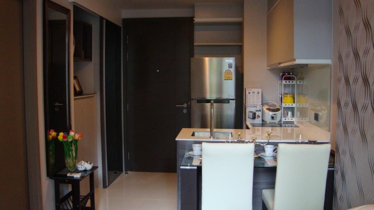 Arken Estate Agency Property Agency near BTS & MRT Agency's For Sale..Ceil By Sansiri..1 bed 1 bath 2