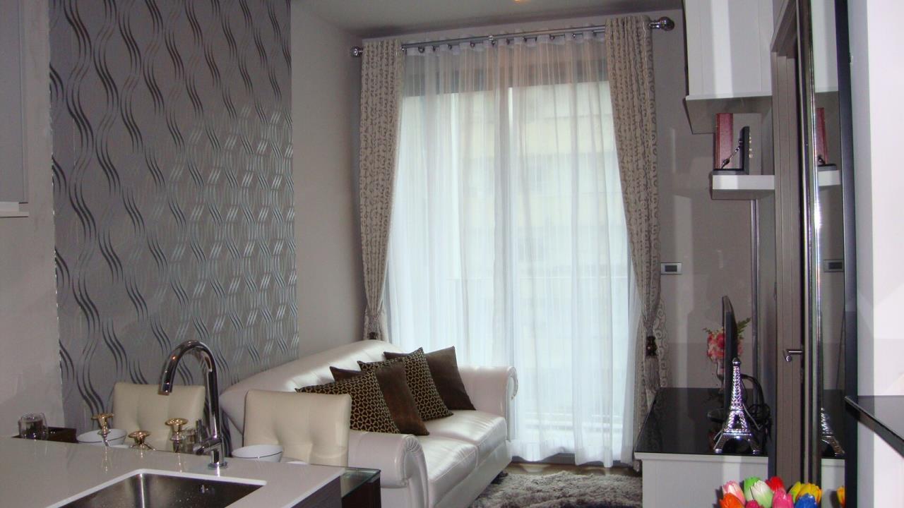 Arken Estate Agency Property Agency near BTS & MRT Agency's For Sale..Ceil By Sansiri..1 bed 1 bath 3