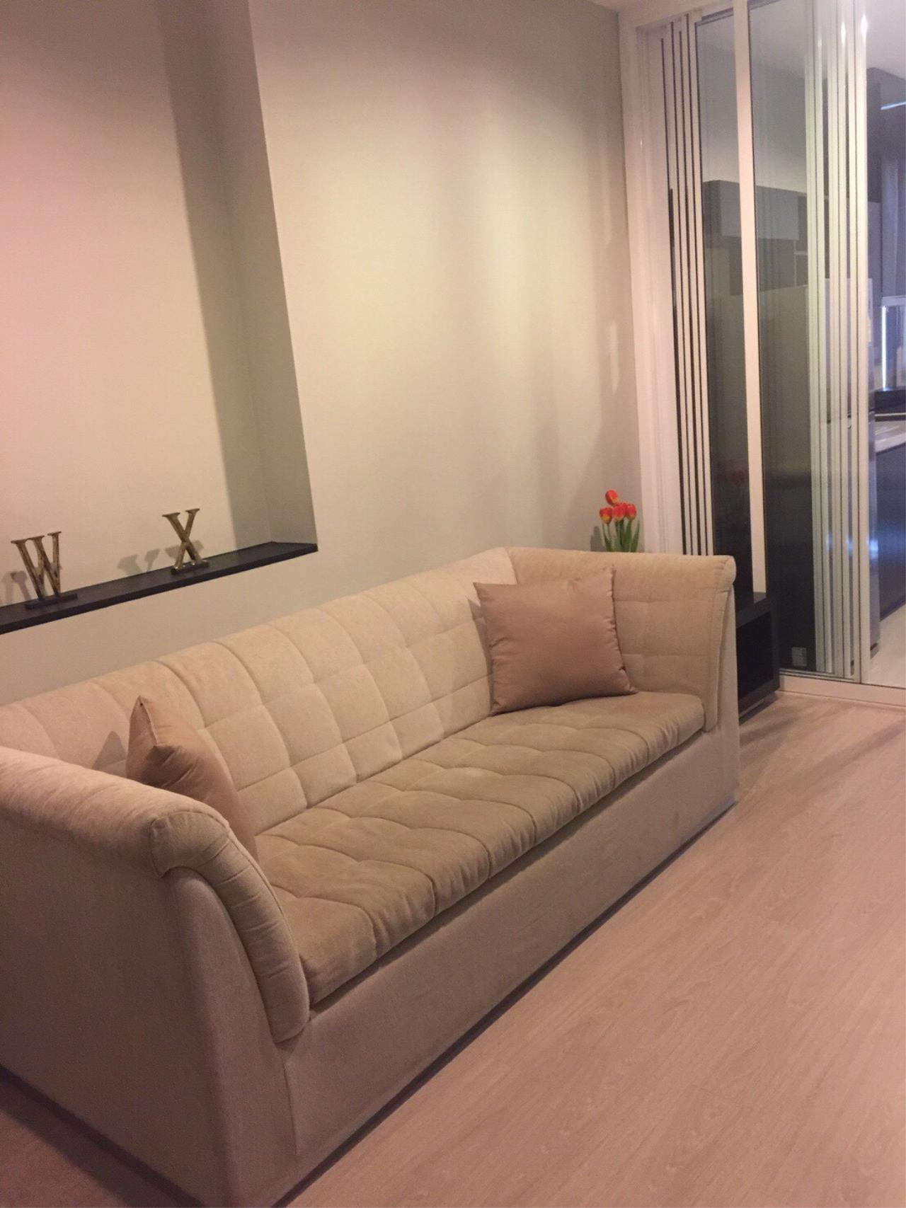 Arken Estate Agency Property Agency near BTS & MRT Agency's For Rent..Rhythm 44/1..1 bed, size 45 sqm 2