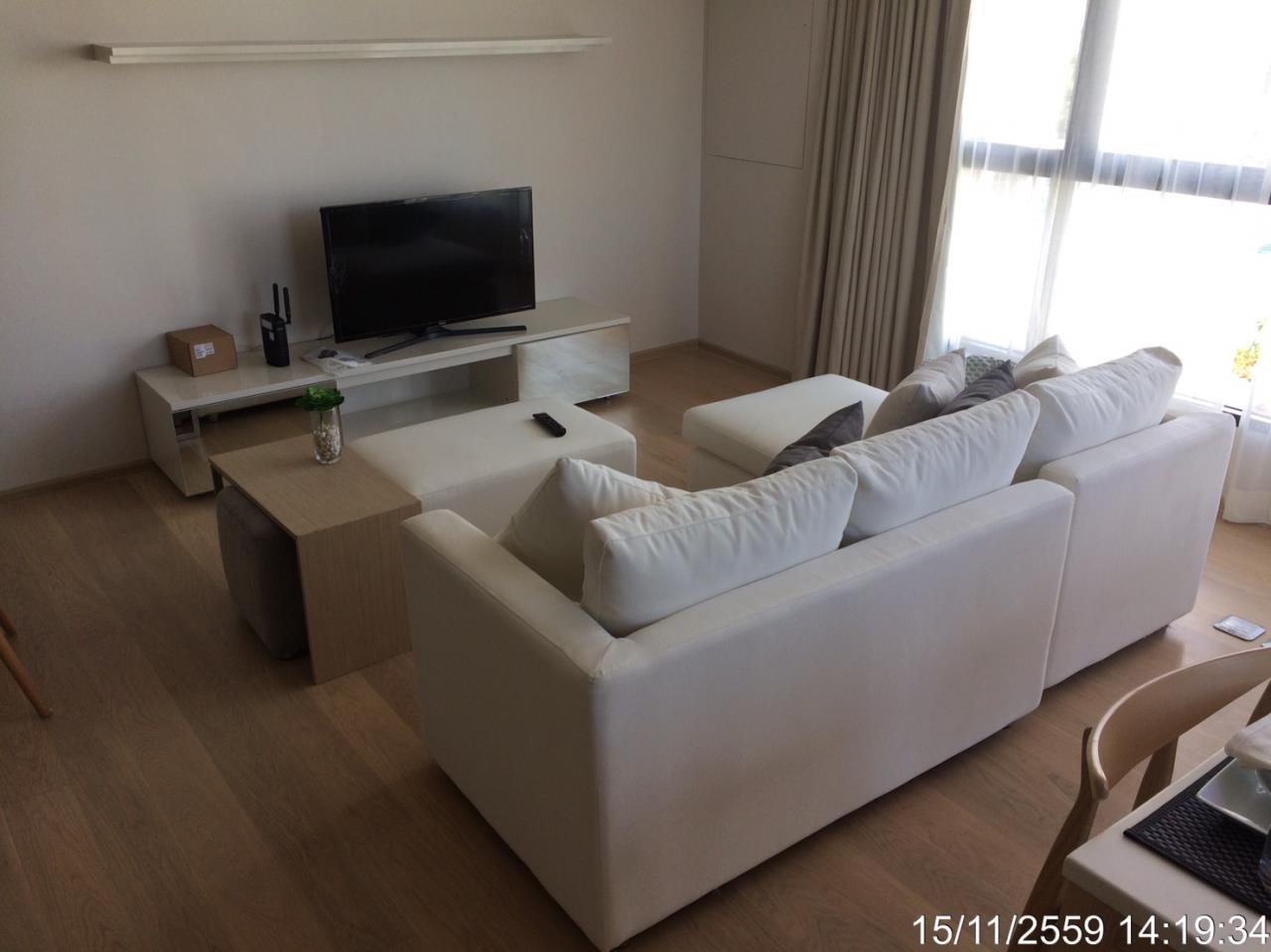 Arken Estate Residence & Commercial Property Agency's Liv@49  Sukhumvit 49 -  Penthouse Unit 2