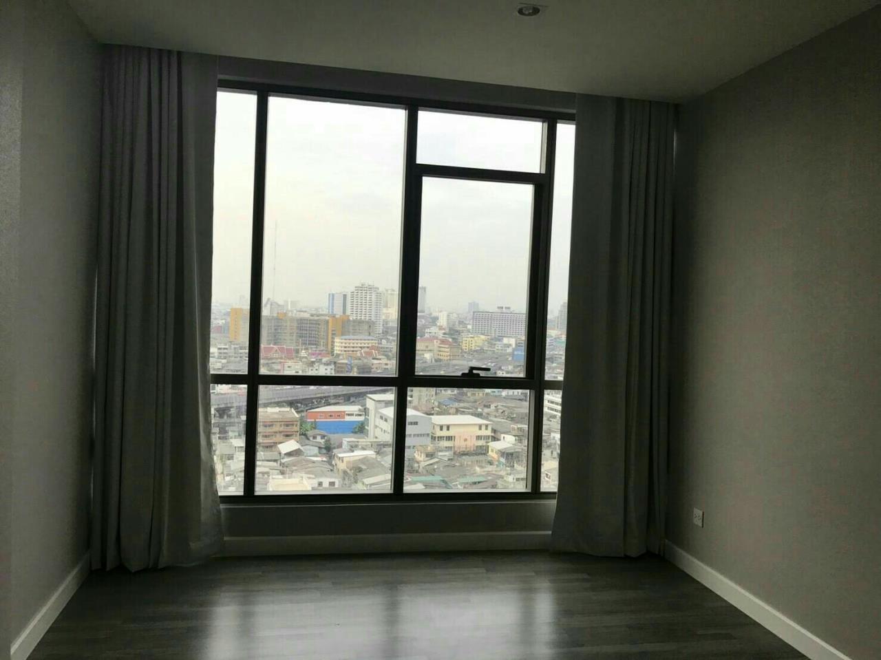 Arken Estate Agency Property Agency near BTS & MRT Agency's For Sale..The Room Rama 4..1 bed 4
