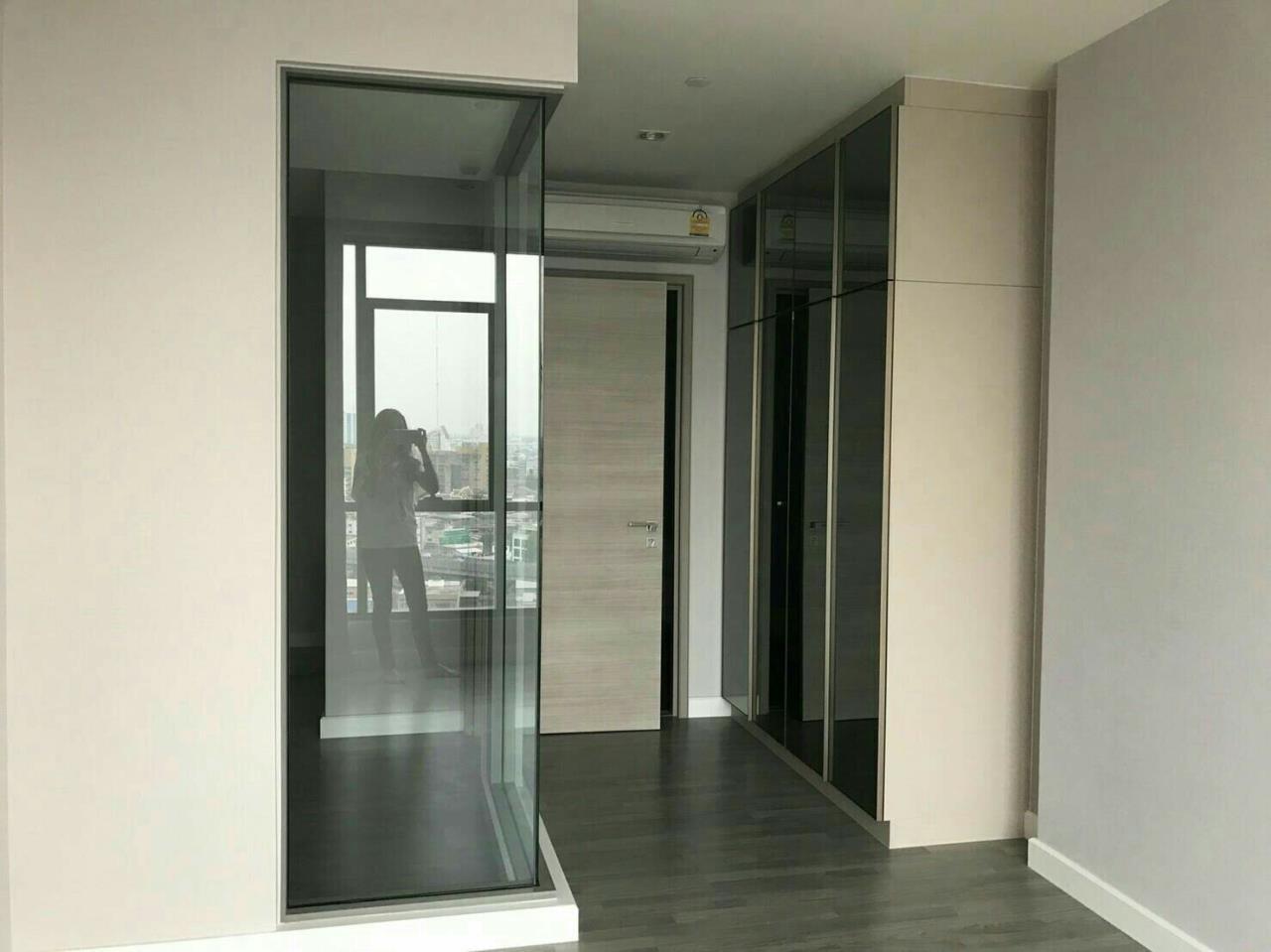 Arken Estate Agency Property Agency near BTS & MRT Agency's For Sale..The Room Rama 4..1 bed 3