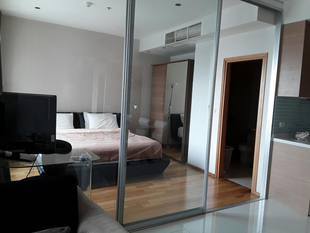 Arken Estate Agency Property Agency near BTS & MRT Agency's For Rent..The Emporio Sukhumvit 24..1 bed 2
