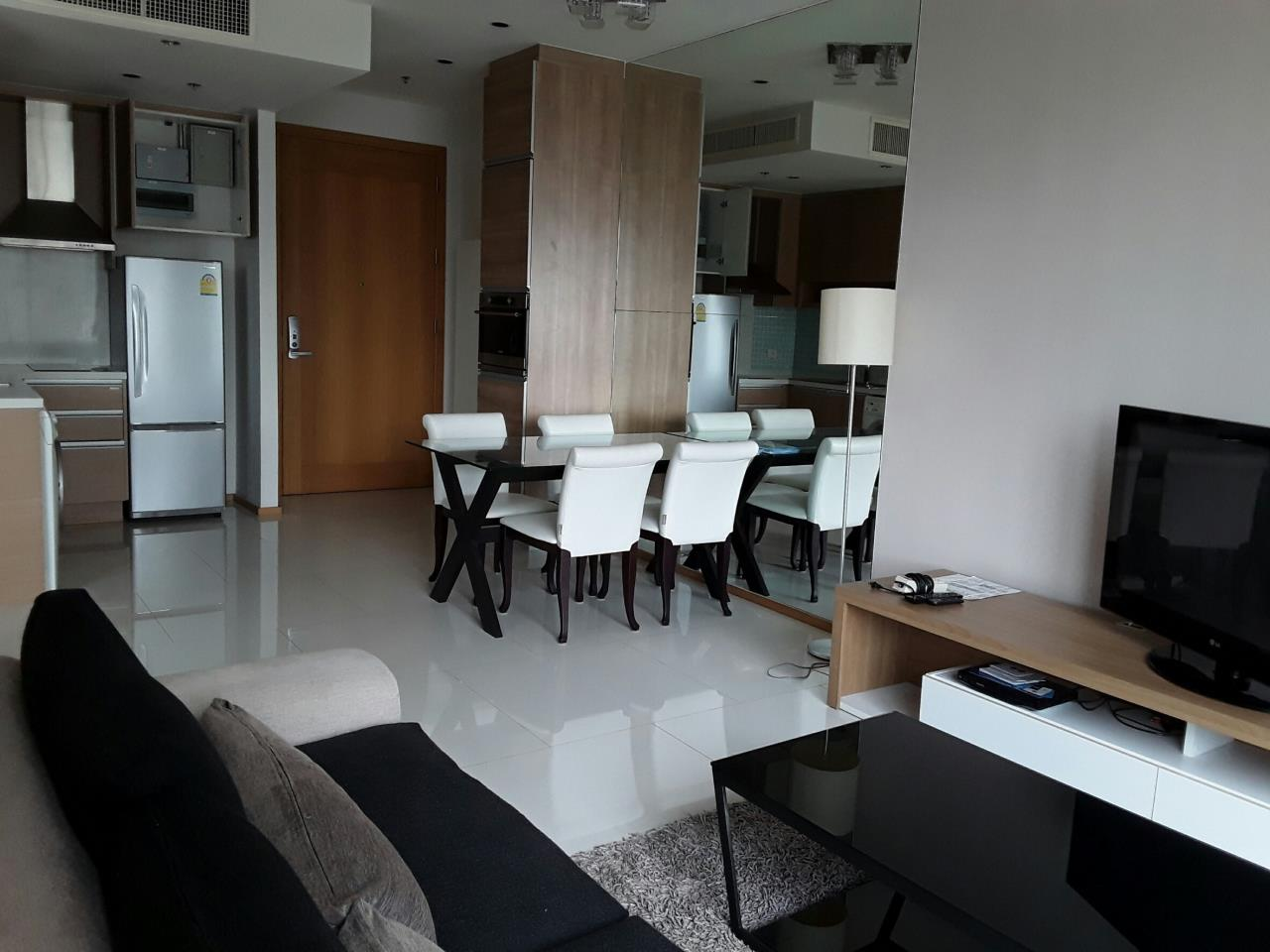 Arken Estate Agency Property Agency near BTS & MRT Agency's For Rent..The Emporio Sukhumvit 24..1 bed 3