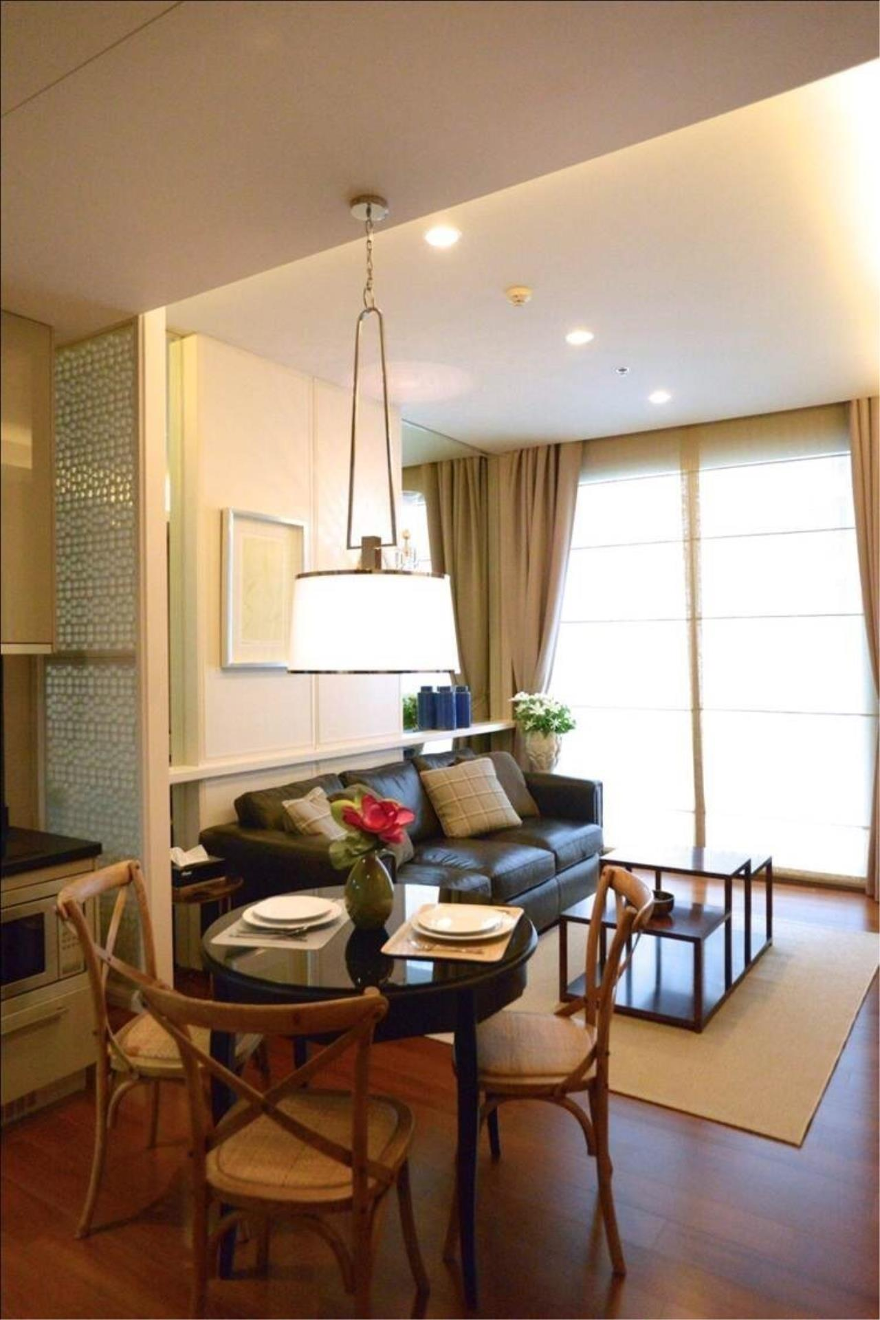 Arken Estate Agency Property Agency near BTS & MRT Agency's For Rent..Quattro 1 bed 1 bath 3