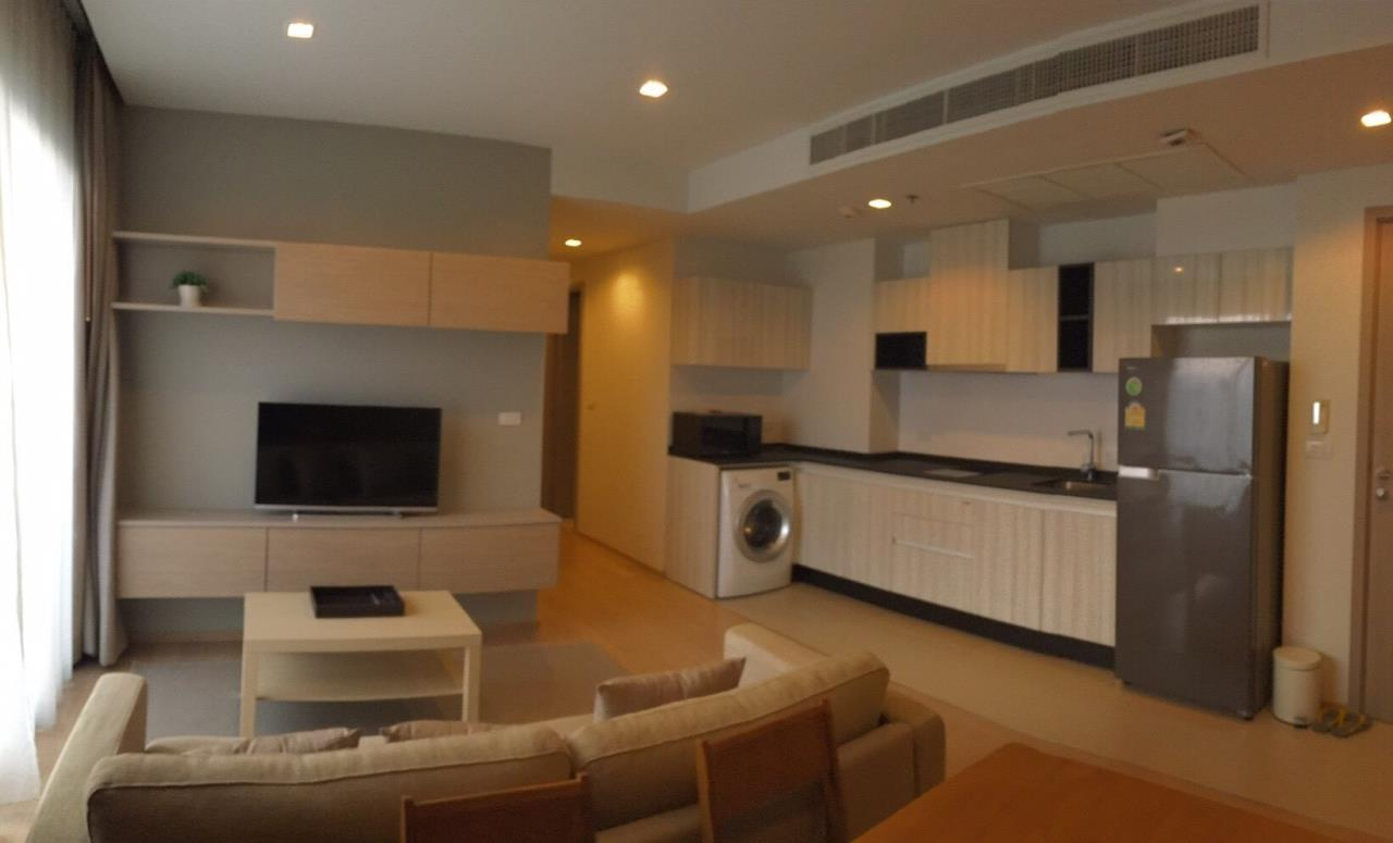 Arken Estate Agency Property Agency near BTS & MRT Agency's For Rent..HQ Thonglor..2 bed 2 bath 5