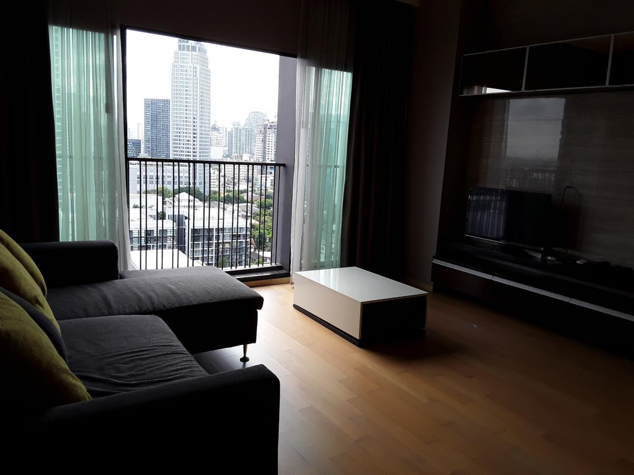 Arken Estate Agency Property Agency near BTS & MRT Agency's For Rent.. Noble Reveal 2 bed 2 bath 3