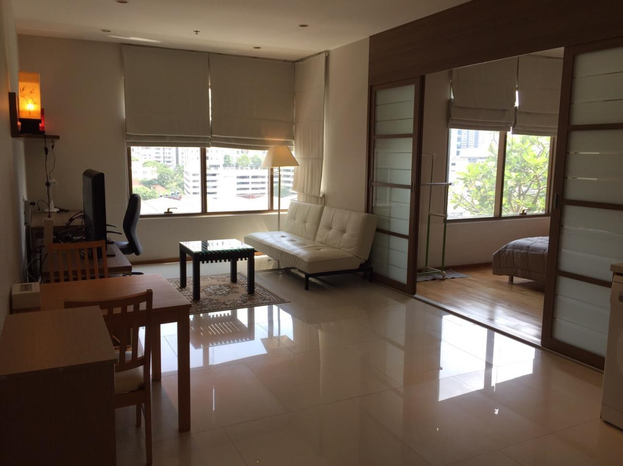Arken Estate Agency Property Agency near BTS & MRT Agency's For Sale/Rent..The Emporio Place Sukhumvit 24 1 bed 1bath 2
