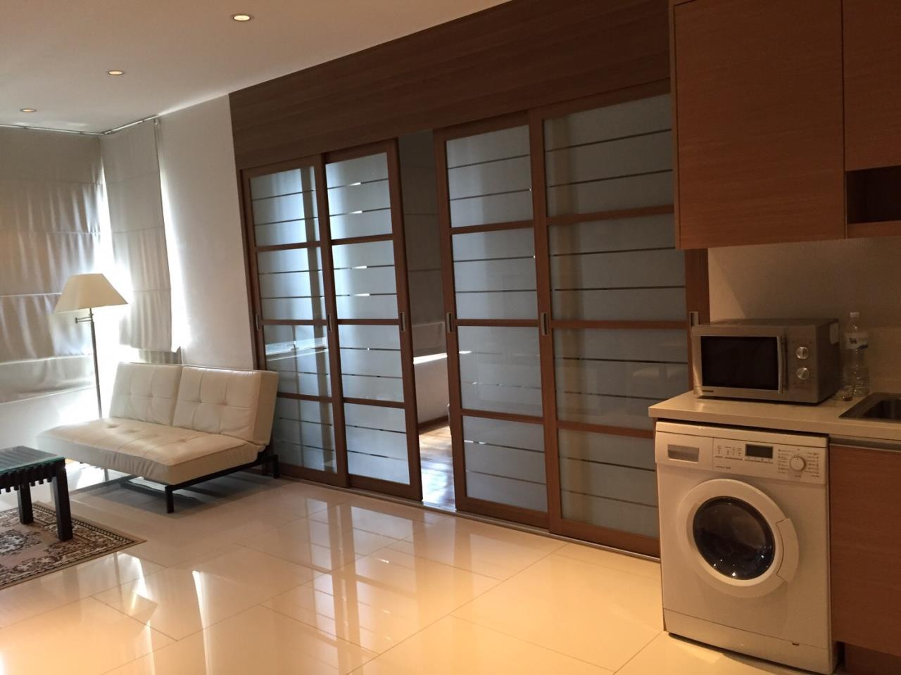 Arken Estate Agency Property Agency near BTS & MRT Agency's For Sale/Rent..The Emporio Place Sukhumvit 24 1 bed 1bath 3