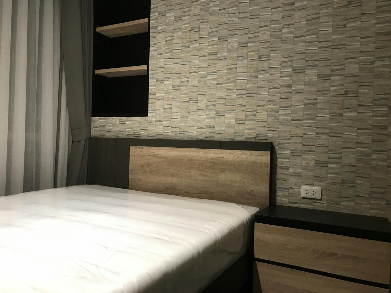 Arken Estate Agency Property Agency near BTS & MRT Agency's Loft Ekkamai 2 bed 1