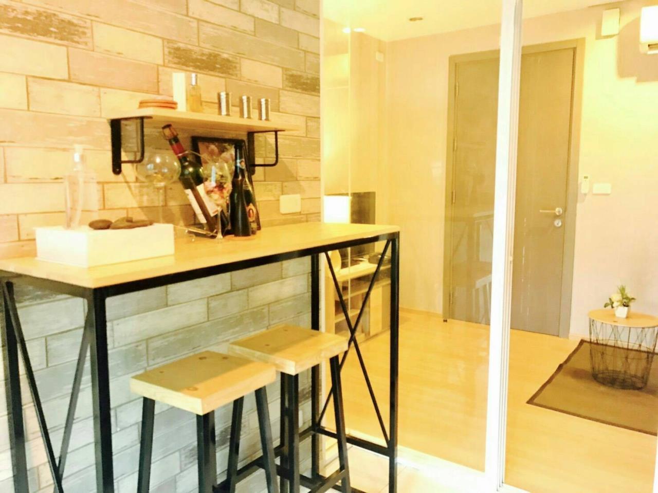 Arken Estate Agency Property Agency near BTS & MRT Agency's For Sale..The Base Rama 9-Rhamkhamhang 1 bed 1 bath 2
