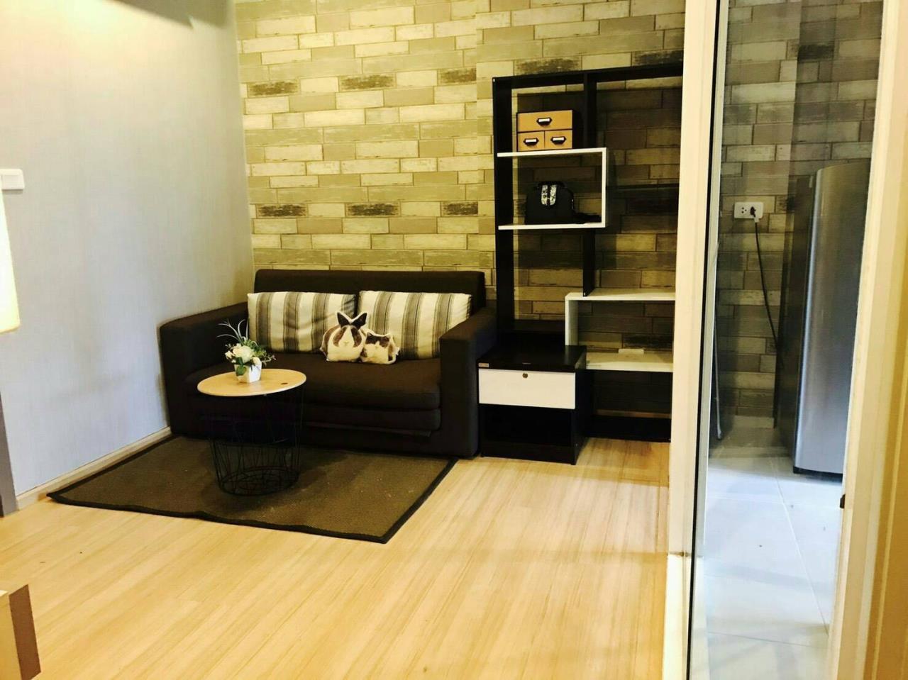Arken Estate Agency Property Agency near BTS & MRT Agency's For Sale..The Base Rama 9-Rhamkhamhang 1 bed 1 bath 1