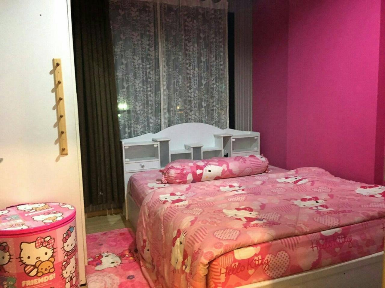 Arken Estate Agency Property Agency near BTS & MRT Agency's For Sale..The Base Rama 9-Rhamkhamhang 1 bed 1 bath 3