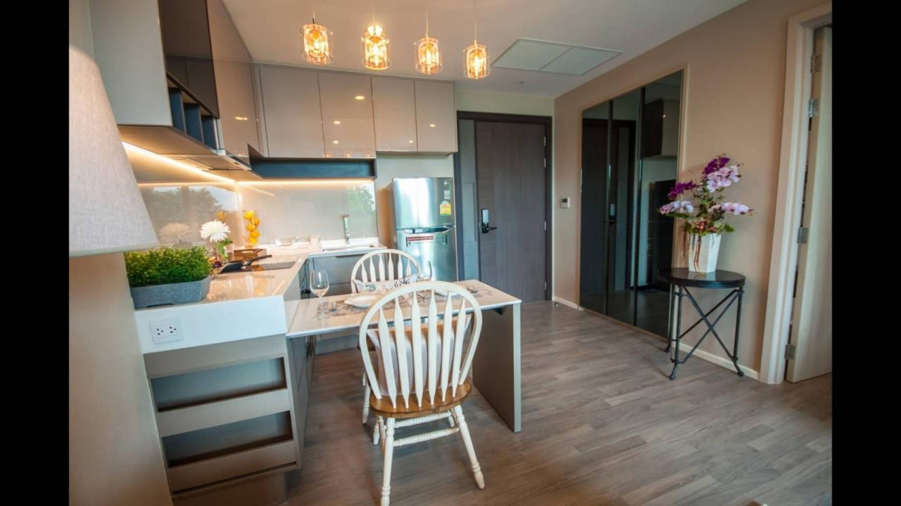 Arken Estate Agency Property Agency near BTS & MRT Agency's For Rent..333 Riverside by Sansiri 1 bed 1 bath 4