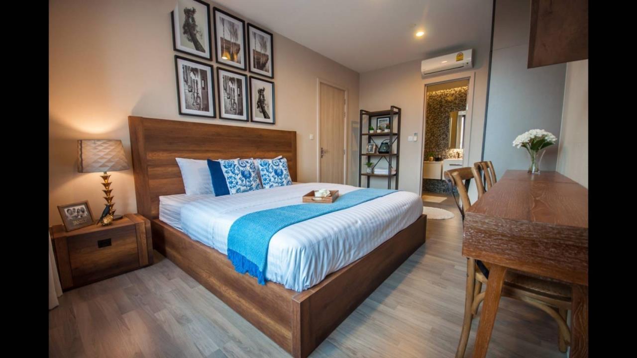 Arken Estate Agency Property Agency near BTS & MRT Agency's For Rent..333 Riverside by Sansiri 1 bed 1 bath 3