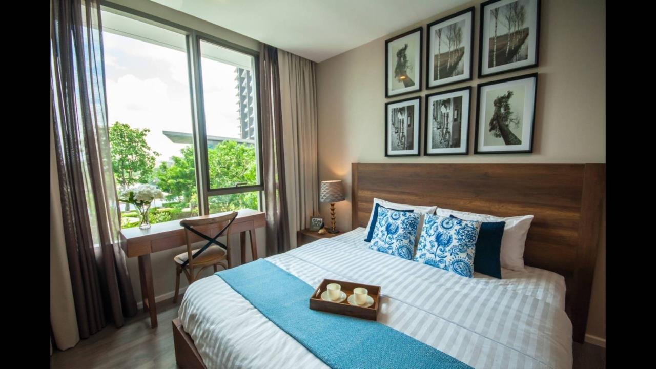 Arken Estate Agency Property Agency near BTS & MRT Agency's For Rent..333 Riverside by Sansiri 1 bed 1 bath 2