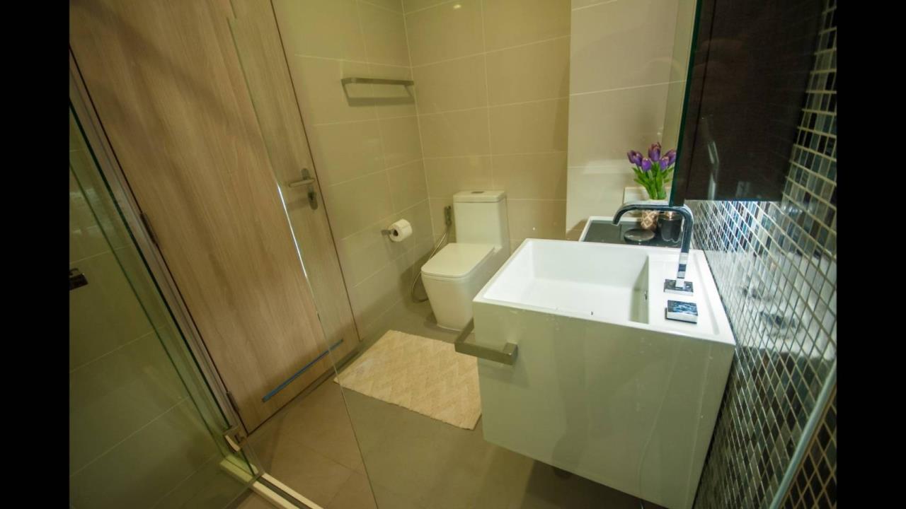 Arken Estate Agency Property Agency near BTS & MRT Agency's For Rent..333 Riverside by Sansiri 1 bed 1 bath 5