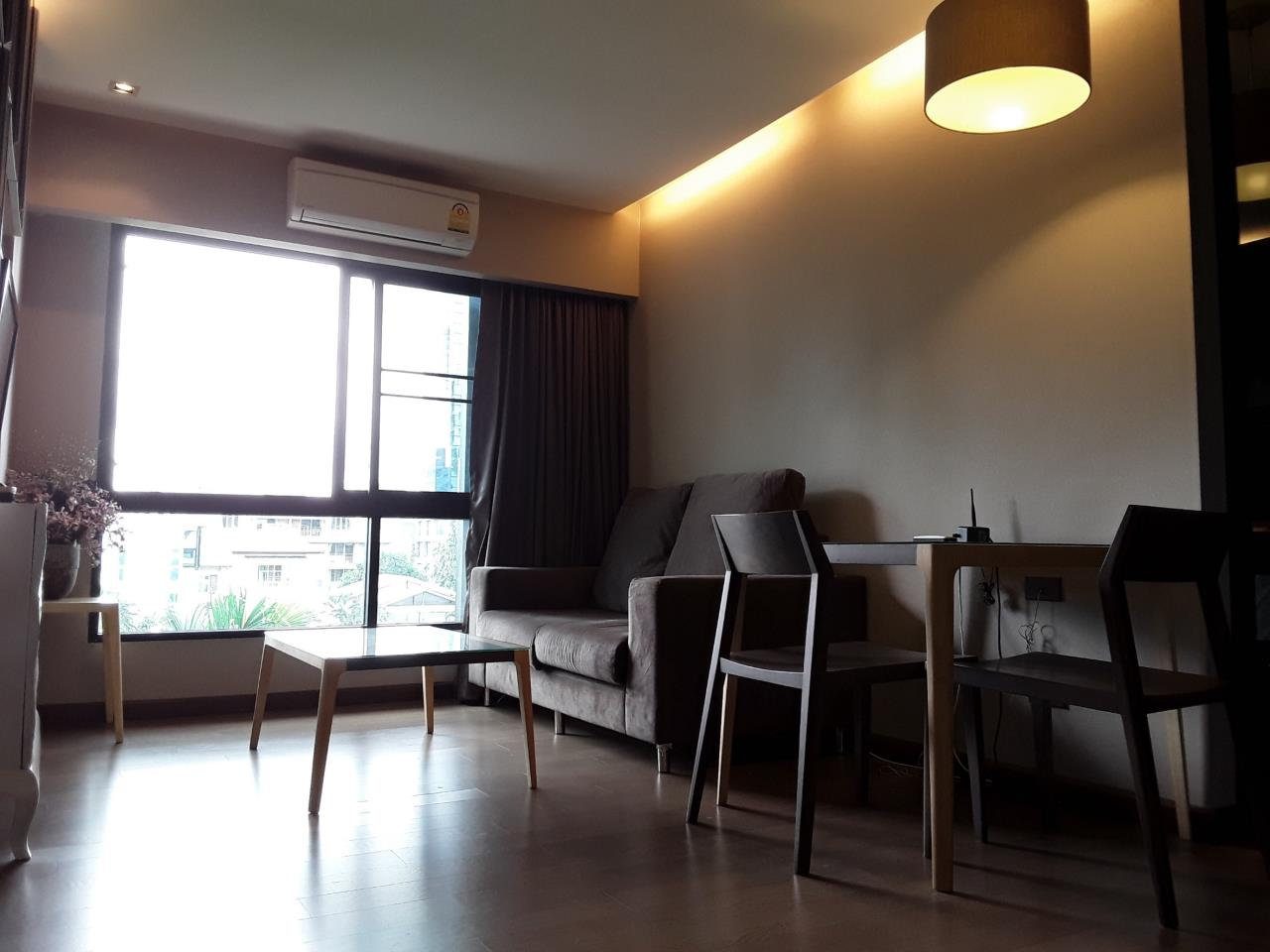 Arken Estate Agency Property Agency near BTS & MRT Agency's For Rent..Tidy Thonglor 1 bed 1 bath 1