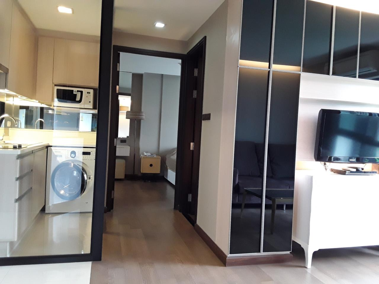 Arken Estate Agency Property Agency near BTS & MRT Agency's For Rent..Tidy Thonglor 1 bed 1 bath 5