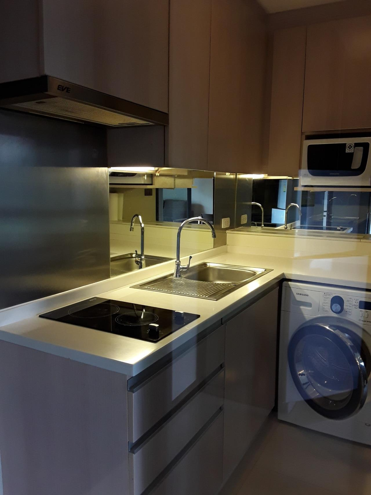 Arken Estate Agency Property Agency near BTS & MRT Agency's For Rent..Tidy Thonglor 1 bed 1 bath 4