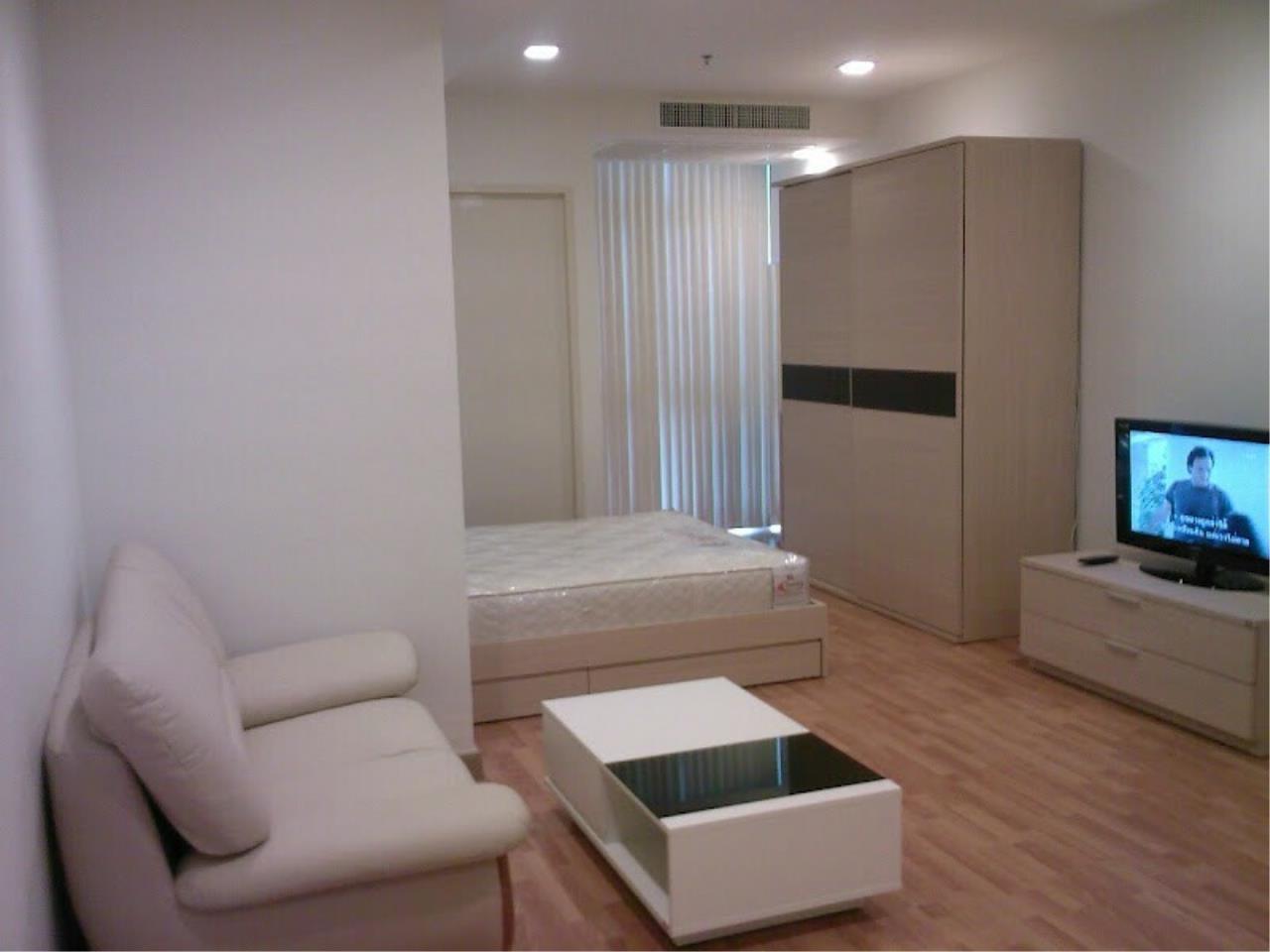 Arken Estate Agency Property Agency near BTS & MRT Agency's For Rent..Nusasiri Grand Ekkamai 1 bed 1 bath 1